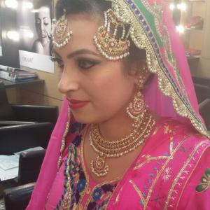 Bridal Makeup India