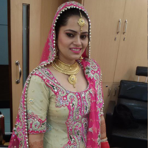Bridal Makeup Salon India