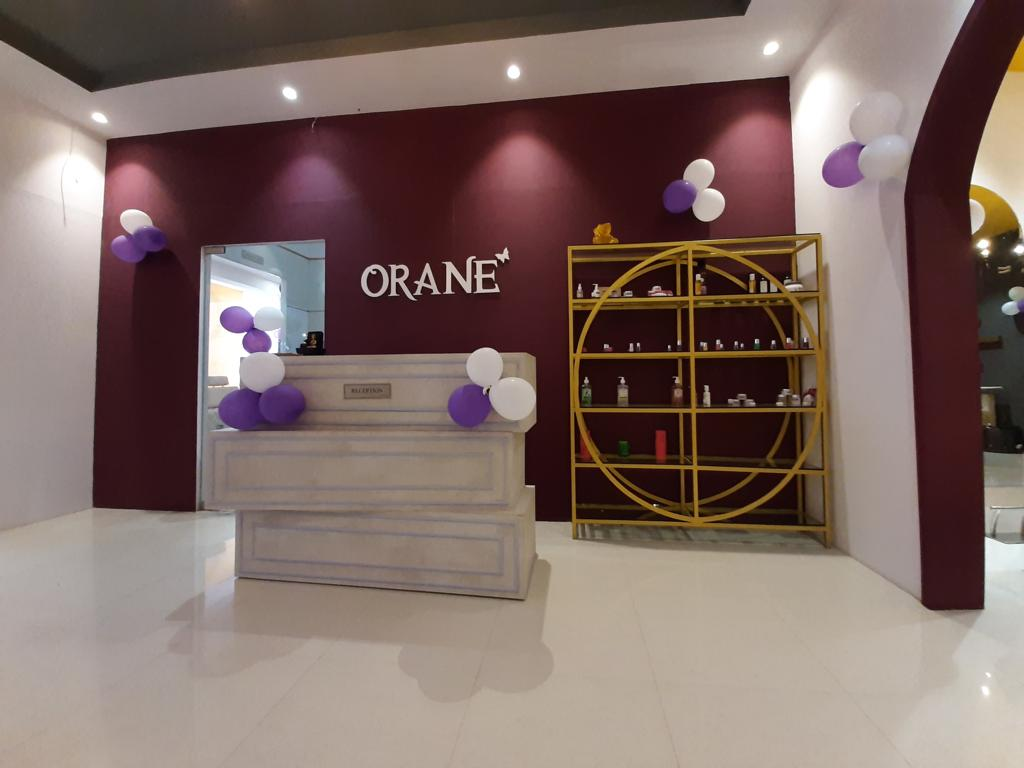 ORANE SALON RAIKOT , PUNJANB